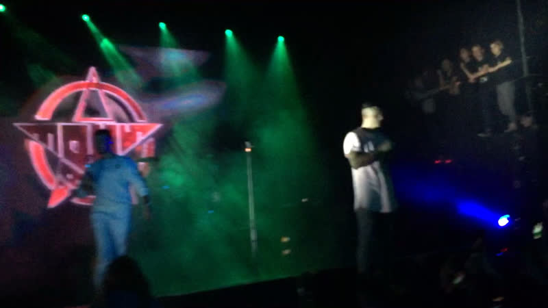 Тони Раут и Гарри Топор - На пути в Вальхаллу|Aurora 2018 Спб