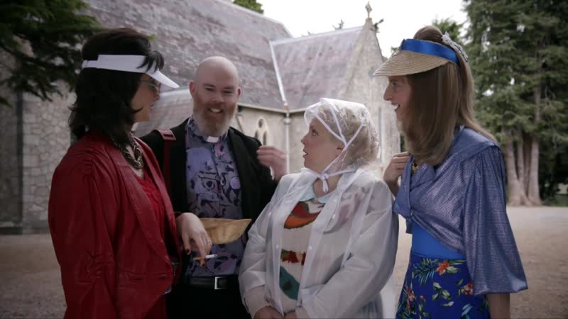Bridget Eamon : Season 3 Episode 6 The Trip to Lourdes (RTE 2 2017 IE) (ENG)