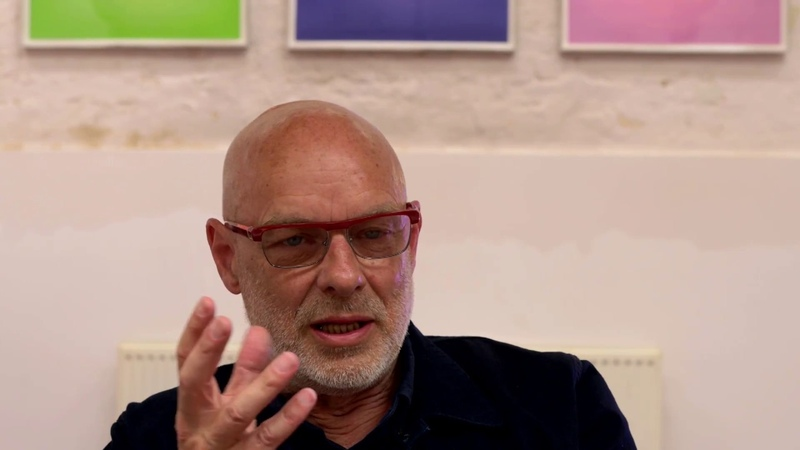 Brian Eno on Berlin Pop Kultur festival and BDS