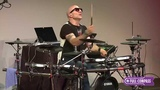 Yamaha DTX Electronic Drum Clinic with Kenny Aronoff Full Compass