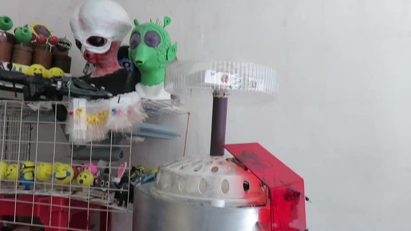 Robot B9 By Aldo Rodrigo