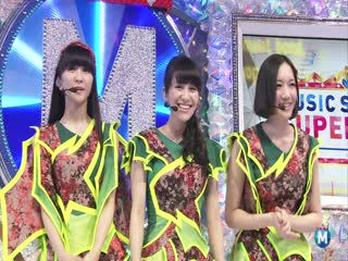 Perfume - Cling Cling + Talk (Music Station Super Live 2014 - 2014.12.26)