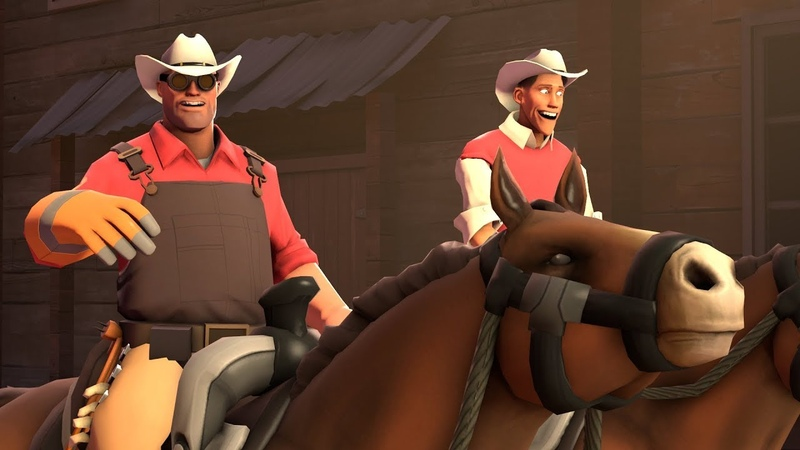 Horses in The Back [SFM]