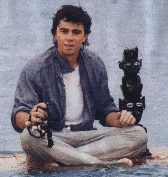 Сергей Бодров на съемках программы «Последний герой 1: Остаться в живых», 2001 г Смотрели, нравилось .Спасибо за и