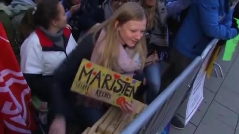 Ist der Westen noch zu retten Impressionen vom 3 10 2018 in Mindelheim