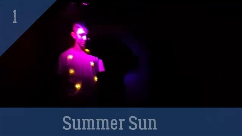 Андрей Очурдяпов - INTRO Summer Sun (LIVE in Kosh-Agah 2018) («Я Пришёл к тебе с приветом…»)