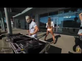 Розовое розы🥓 rusian hit mega remix 🥓uk grazy girls dance.mp4