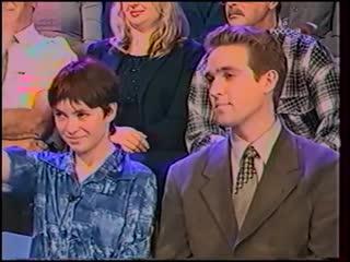 (staroetv.su) Сам себе режиссёр (РТР, 2002) Рекс на охоте