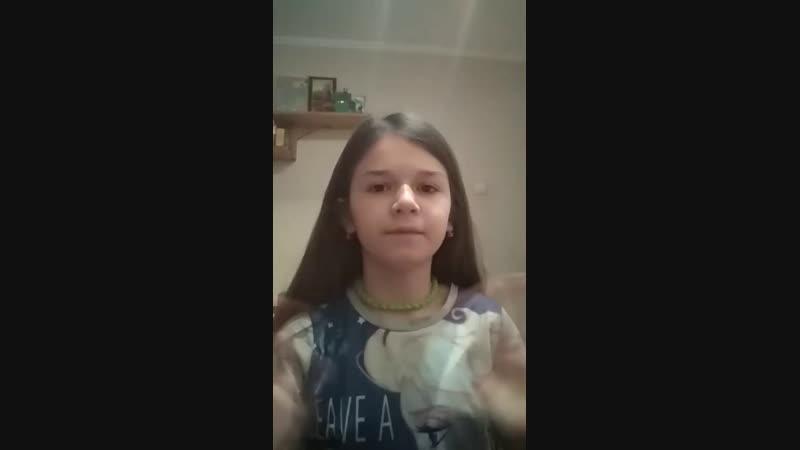 Анжелика Каплун - Live