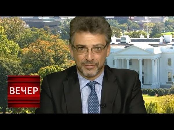 Будет ХУЖЕ! Американец о том, чем грозит разрыв договора о РСМД. Вечер с Соловьевым от 22.10.18