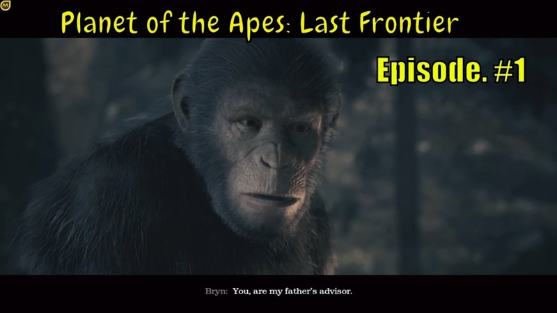Planet of the Apes: Last Frontier '' 🐵 Prologue 🐵 '' - Ep. 1