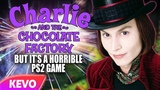 Charlie And The Chocolate Factory but it's a horrible ps2 game