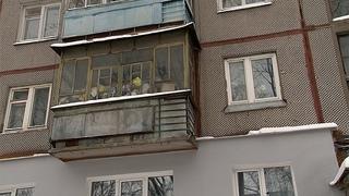 Сюжет ТСН24: Жильцам одного из домов Тулы мешает спать «пушистая семья»