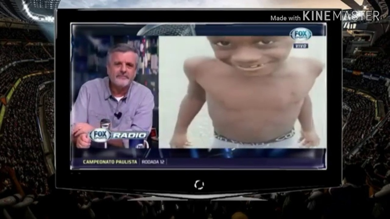 Comentarista da Fox critica vídeo de Nego Ney Cultura sendo pisoteada