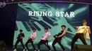 ASTRO (아스트로) NalinA (Block B) Lotte World Rising Star Showcase (Predebut) (Iteen)