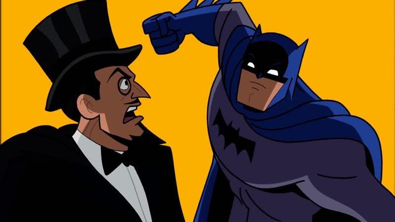 Batman the brave and the bold - Стрим МС