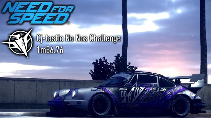 Need for Speed 2015 Cj-tastic No Nos Under 1m58 Challenge (1m56.76)
