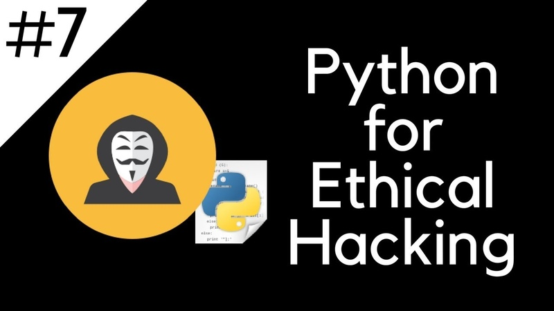 Python For Ethical Hacking - 7 - For Loop