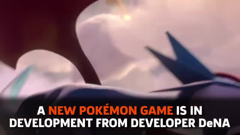 A new mobile Pokémon Game is coming from developer DeNA in partnership with The Pokémon Company