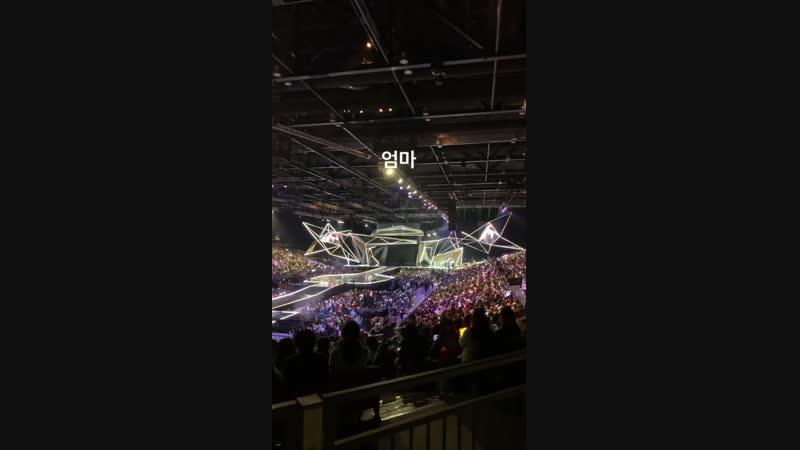 2018.12.15 LeeJunKi_2018_19_Asia_Tour_DELIGHT_in_SEOUL Ву @ hearts_ultrapeku insta story1.