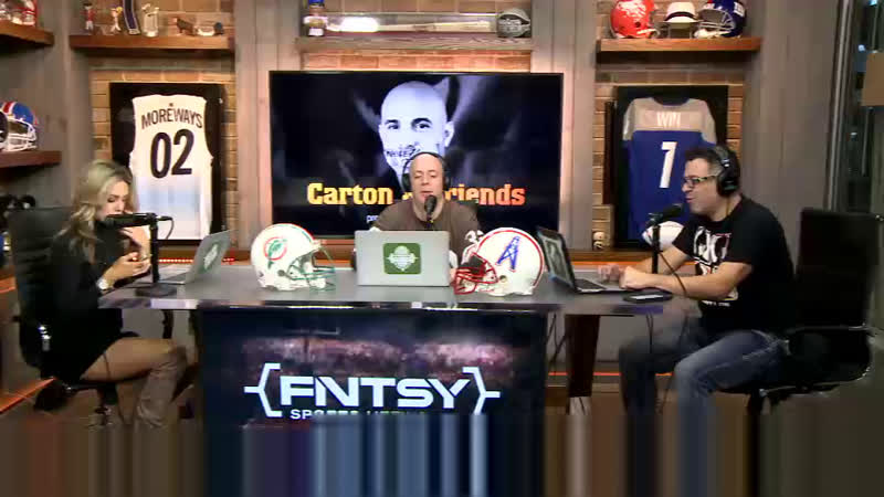 Carton and Friends EP, 136: BOS Goes Up 2-0, MIA at HOU TNF, Curry Goes OFF