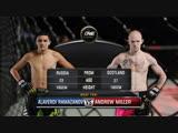 ONE: Heart of The Lion | Alaverdi Ramazanov vs. Andrew Miller | Muay Thai