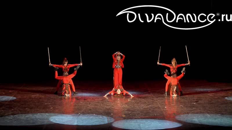 Китайская империя DanceMix танцевальная студия Диваданс
