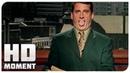 Брюс подставил ведущего новостей Брюс Всемогущий 2003 Момент из фильма