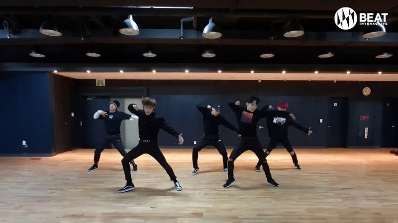 A C E 에이스 UNDER COVER Dance Practice ГруппаЮжнаяКорея