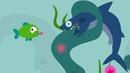 Sago Mini Kids Games Ocean Swimmer | Explore Magical Underwater World With Fins - Apps for Children