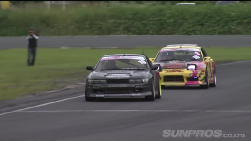 D1LL 2011 Rd.3 at Nikko Circuit 5.