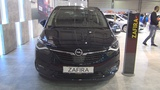 Opel Zafira Innovation 2.0 CDTi 6AT (2018) Exterior and Interior