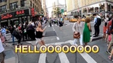 NYC Cycling Incidents Compilation 6 - Late Summer 2018 (Jaywalkers, Wrong Way Cyclists, Traffic Jam)