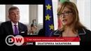 Глава МИД Болгарии: Путин желает быть сильным мужчиной - Conflict Zone на русском (19.09.2018)