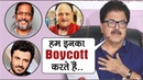Ashok Pandit's Interview On Sexual Harassment Cases In Bollywood FWICE