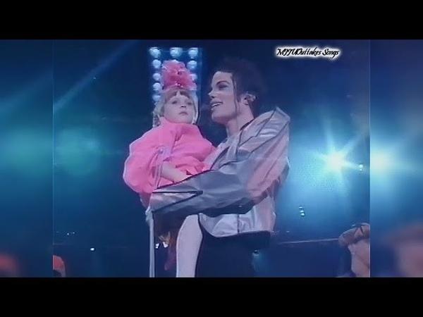 Michael Jackson - Heal The World   Dangerous World Tour   Live At Bremen   1992