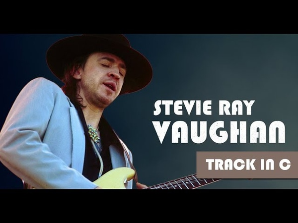 Stevie Ray Style Blues Backing Track in C Minor