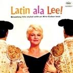 Peggy Lee альбом Latin Ala Lee