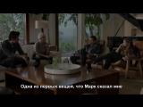 Леди Гага и Брэдли Купер — Интервью о создании музыки для фильма «Звезда родилась». Часть 1 (RUS SUB)