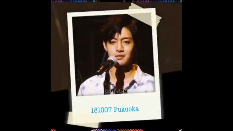[2018.10.07] Kim Hyun Joong 一緒にTakemyhand at Fukuoka Sun Palace_2