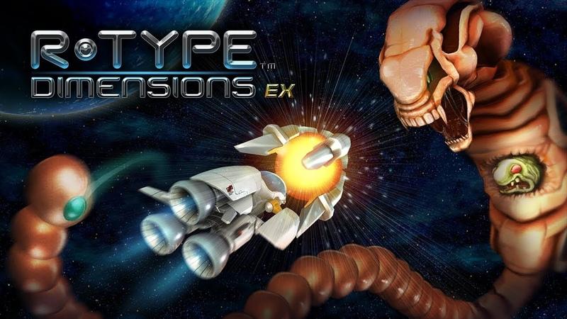 Официальный трейлер R-Type Dimensions EX (PS4Nintendo SwitchSteam)
