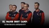 Kuala Lumpur Major boot camp