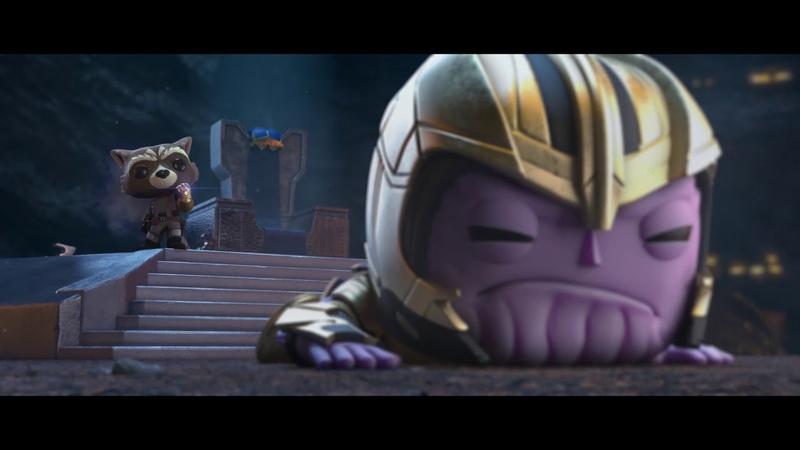Marvel Funko Corto 'Vengadores Endgame' HD