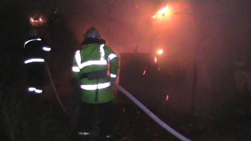 У Лебедині на пожежі рятувальники виявили тіло загиблої людини
