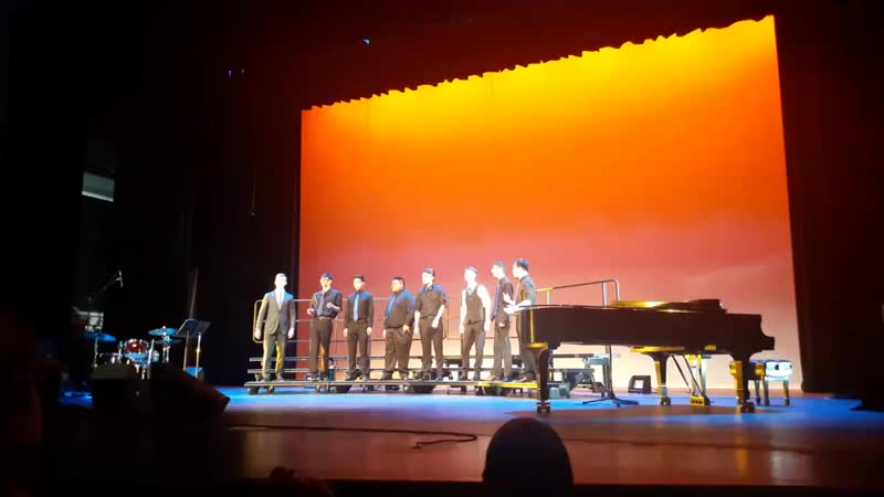 Las Positas Chamber Choir: boys - Mary Lou