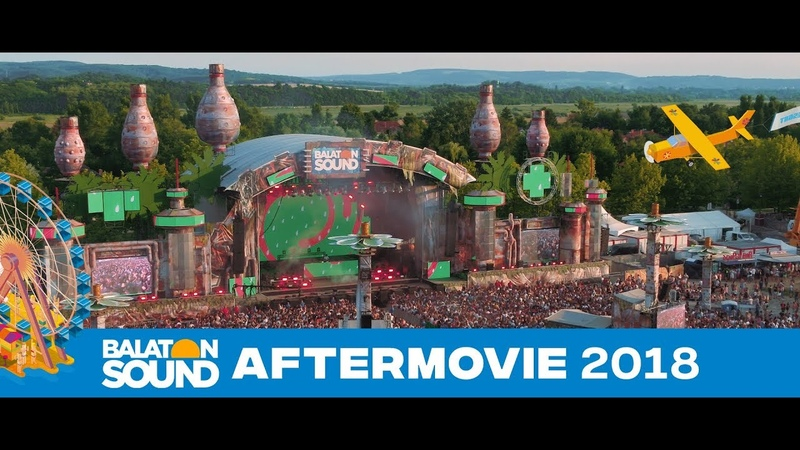 Official Aftermovie - Balaton Sound 2018