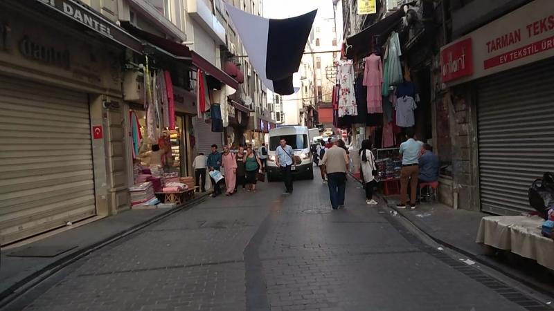 Istanbul'un merkezi