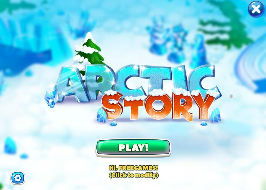 Арктическая история | Arctic Story (En)