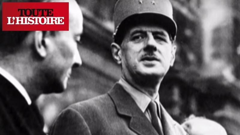 L'histoire secrète des accords d'Evian - Toute l'Histoire