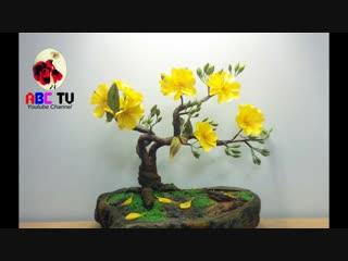ABC TV _ How To Make Artificial Bonsai Tree - Craft Tutorial.mp4